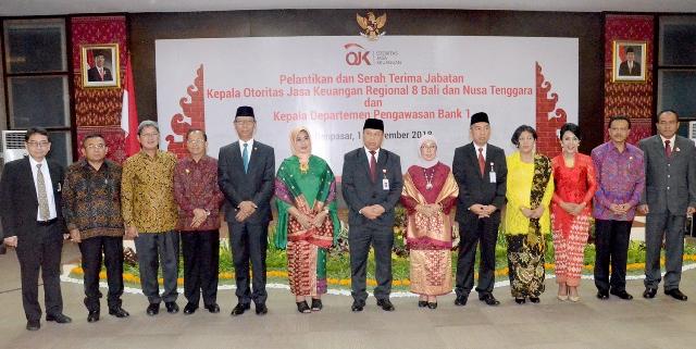 OJK Dukung Pemulihan Ekonomi Bali dari Pandemi Covid-19