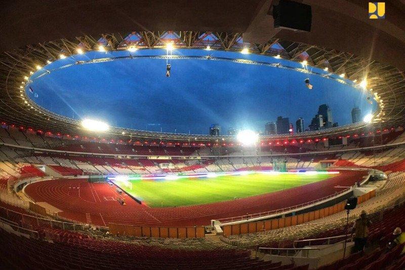 Demi Piala Dunia U-20, Renovasi 2 Stadion dan 15 Lapangan Sepakbola Dimulai